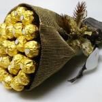 Ανθοδέσμη Fererro Rocher