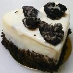 Πάστα Cookies σε σχήμα καρδιάς