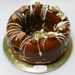 Κέικ με καραμέλα βουτύρου