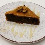 Γλυκιά κολοκυθόπιτα με χειροποίητο φύλλο με μέλι, σταφίδες & κανέλα