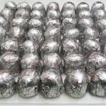 Σοκολατάκια με γέμιση πραλίνα crunch