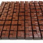 Σοκολατάκια υγείας με γέμιση καραμέλα