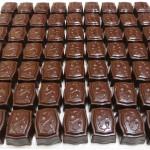Σοκολατάκια υγείας με γέμιση καρύδας