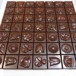 Σοκολατάκια υγείας σε διάφορα σχέδια