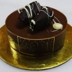 Τάρτα oreo με γκανάζ σοκολάτας