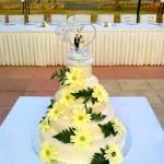 Τούρτα Γάμου 1