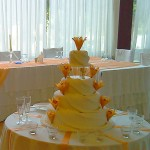 Τούρτα Γάμου 5