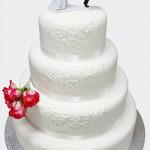 Τούρτα Γάμου 9