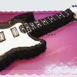 Τούρτα Ηλεκτρική κιθάρα
