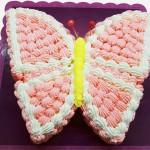 Τούρτα Πεταλούδα 3