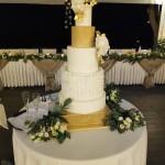 Τούρτα γάμου 2019 1