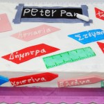 Τούρτα παιδότοπου peter pan