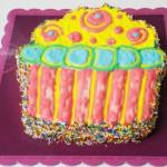 Τούρτα Cup Cake