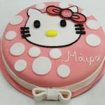 Τούρτα Hello Kitty με πάστα ζάχαρης