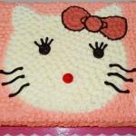 Τούρτα Hello Kitty 1