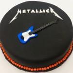 Τούρτα Metallica