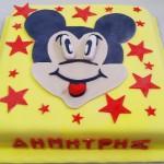 Τούρτα Mickey Σχέδιο
