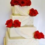Τούρτες Γάμου 2017 06