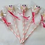 Cakepops κουκουβάγιες