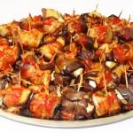 Ρολάκι μελιτζάνας με φέτα