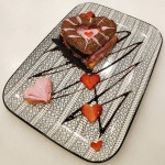 Pancake σε σχήμα καρδιάς 2
